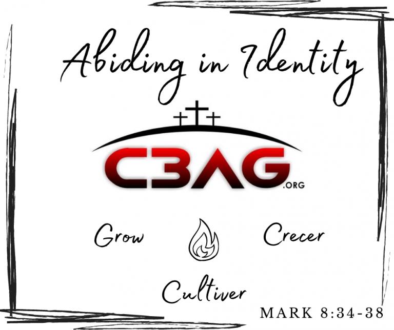 Abide in Identity- Grow